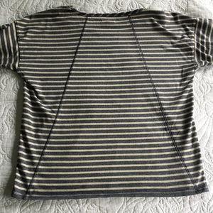 Madewell Tops - Madewell 3/4 Sleeve Pullover Sweatshirt Fabric